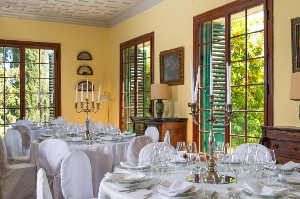 Il tuo evento a Villa La Piccioncina