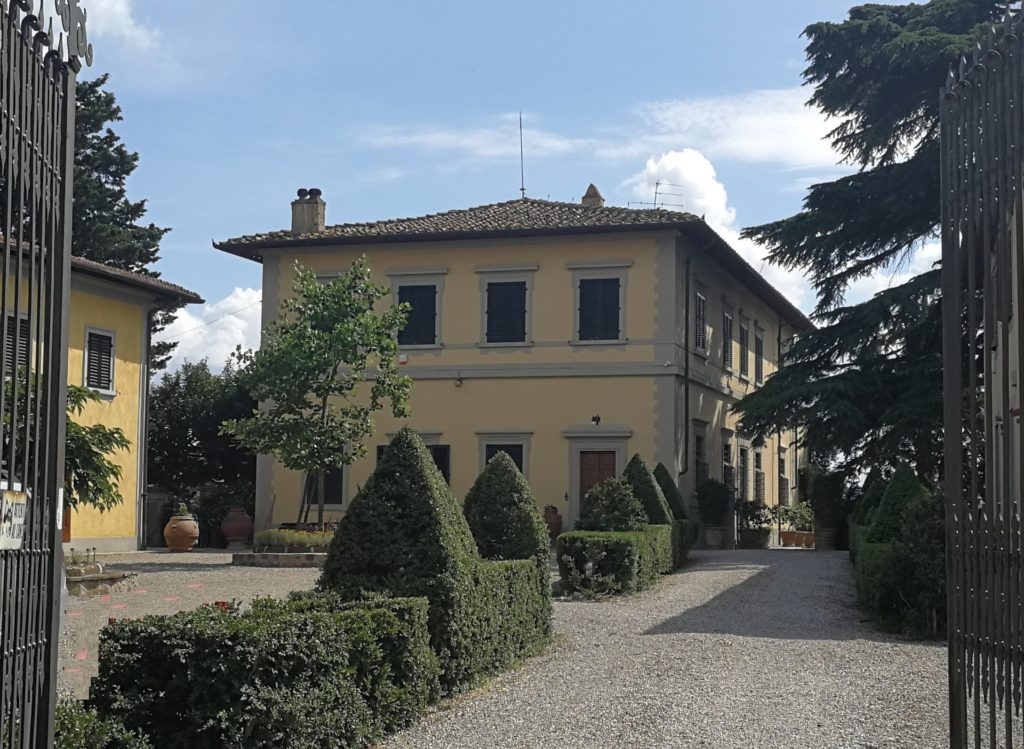 Villa La Piccioncina Bed & Breakfast
